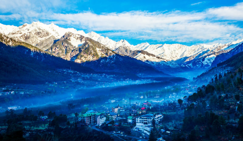 Beautiful Villages in India | Manali