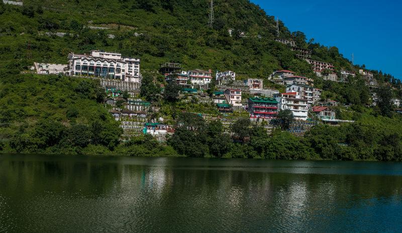 Beautiful Villages in India | Nainital Lake