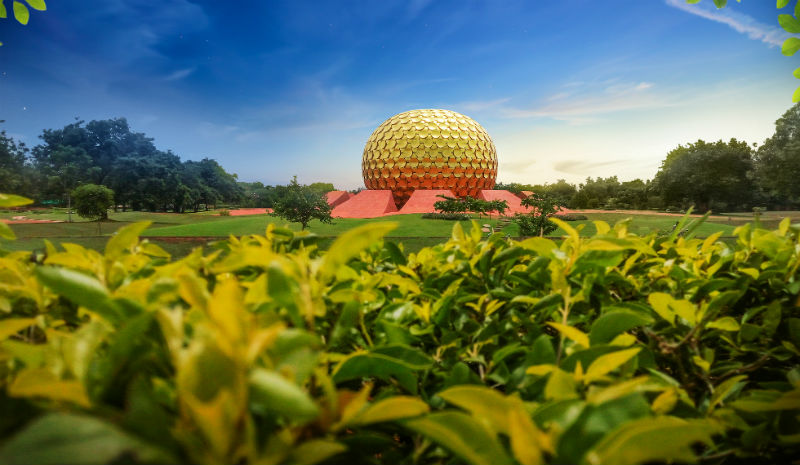 What to do in Puducherry | Auroville Matrimandir Golden Temple