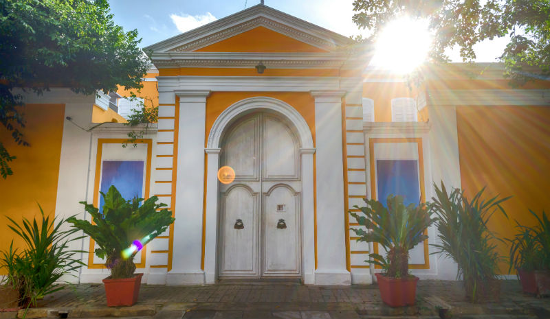 What to do in Puducherry | heritage buildings