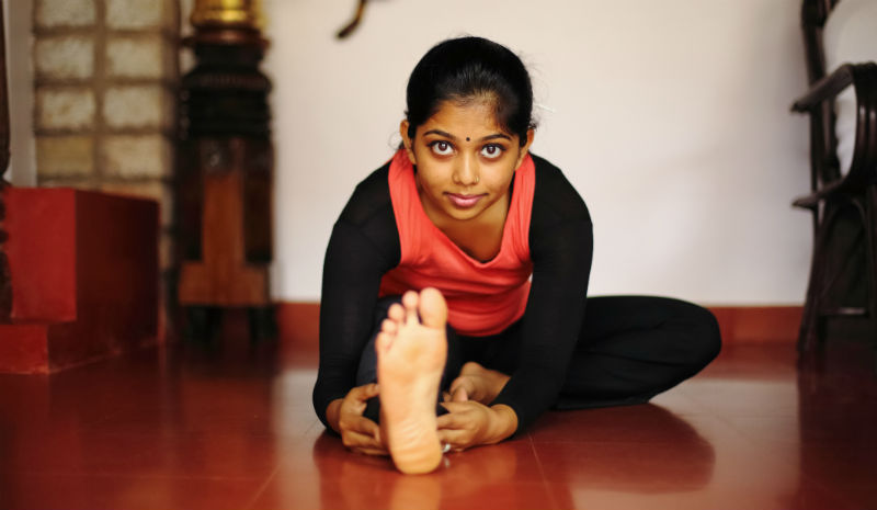 Yoga in Delhi | Stretching