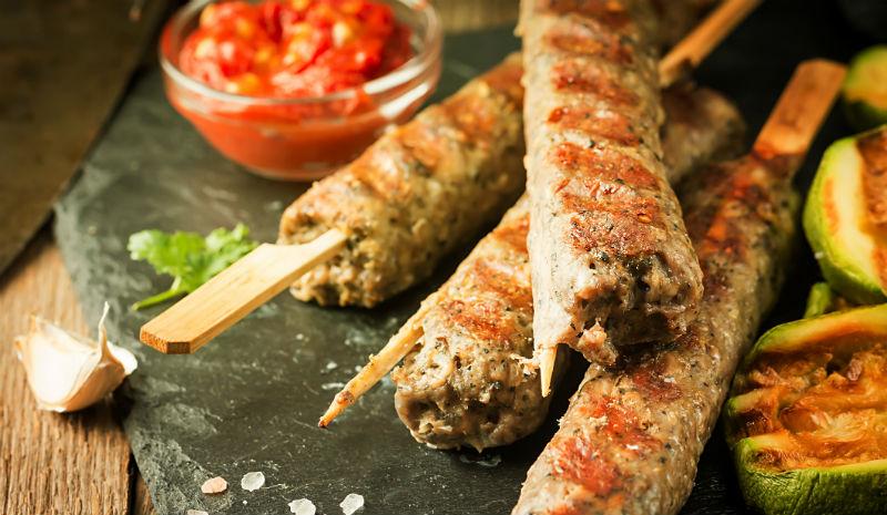 Best Restaurants in Delhi   Kebab