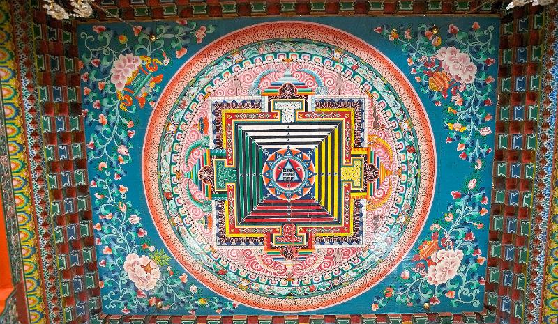 Darjeeling Temple | Dali Monestery