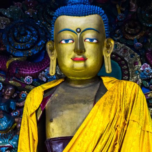 Darjeeling Temple | Hero