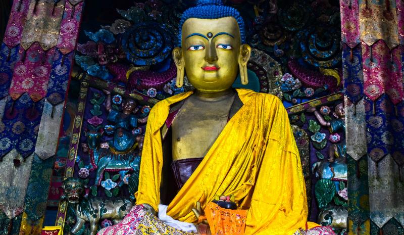 Darjeeling Temple | Ghoom Monastery