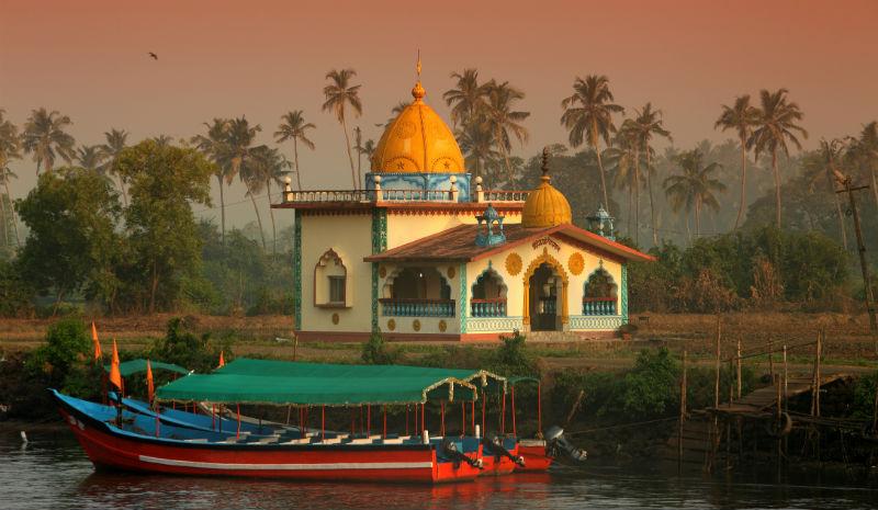 Discover Goa | Goa temple