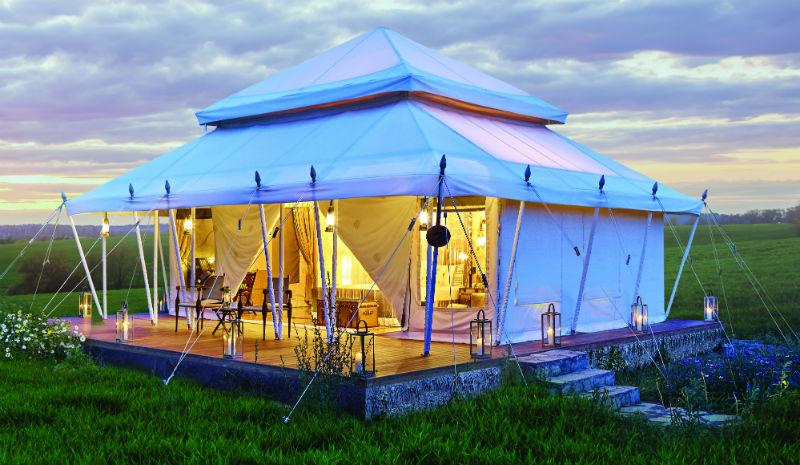 Kumbh | Tent