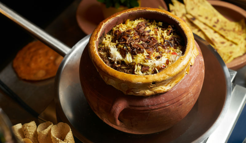 Best Restaurants in Mumbai | Claypot rice