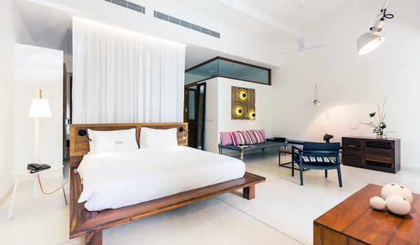 Best Hotels in Tamil Nadu | La Villa_credit La Villa
