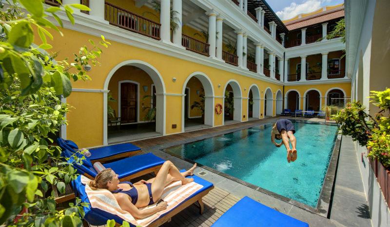 Best Hotels in Tamil Nadu | Palais de Mahe