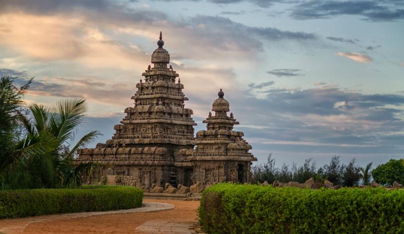 Temple Etiquette | Shore Temple Mamallapuram