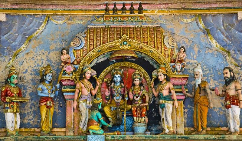 Temple Etiquette | Temple idols