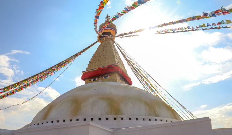 Temples Kathmandu | Nepal Stupa