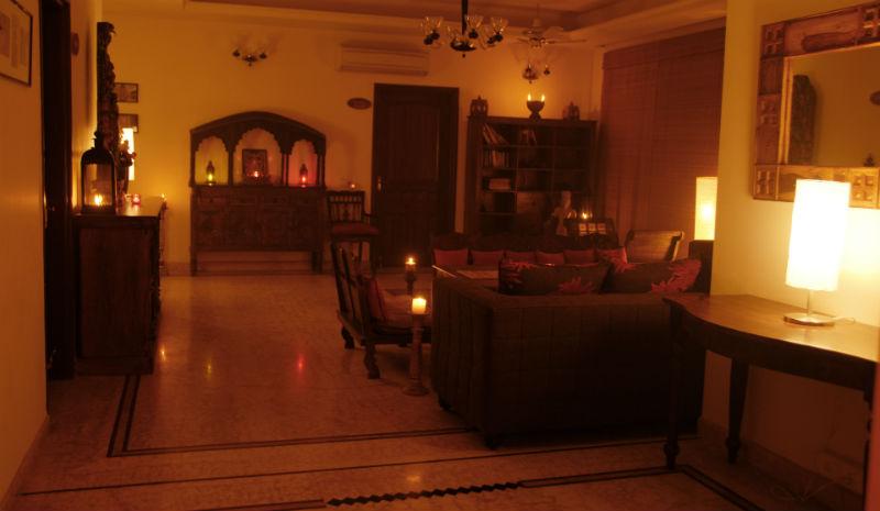 Boutique Hotels in Delhi | SHanti Home