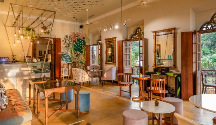 Amrapali House of Grace | cafe