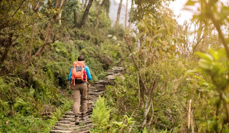Nepal Honeymoon | Hike