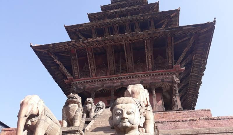 Nepal Honeymoon | Nyatapola Temple