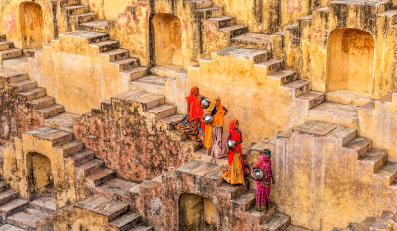 Indian Experiences | Jodhpur Stepwell