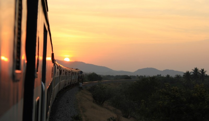 15 Indian Experiences| Sadiqd | Aravalli Train